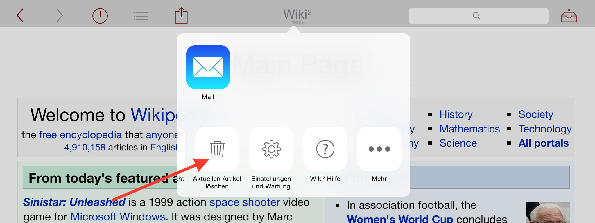 how to delete history on ipad one by one